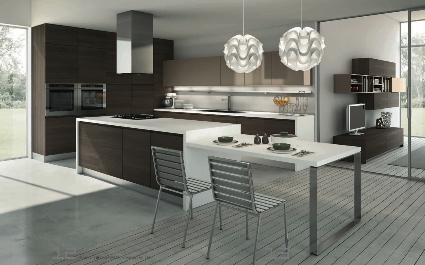 Cucine moderne for Cucina arreda
