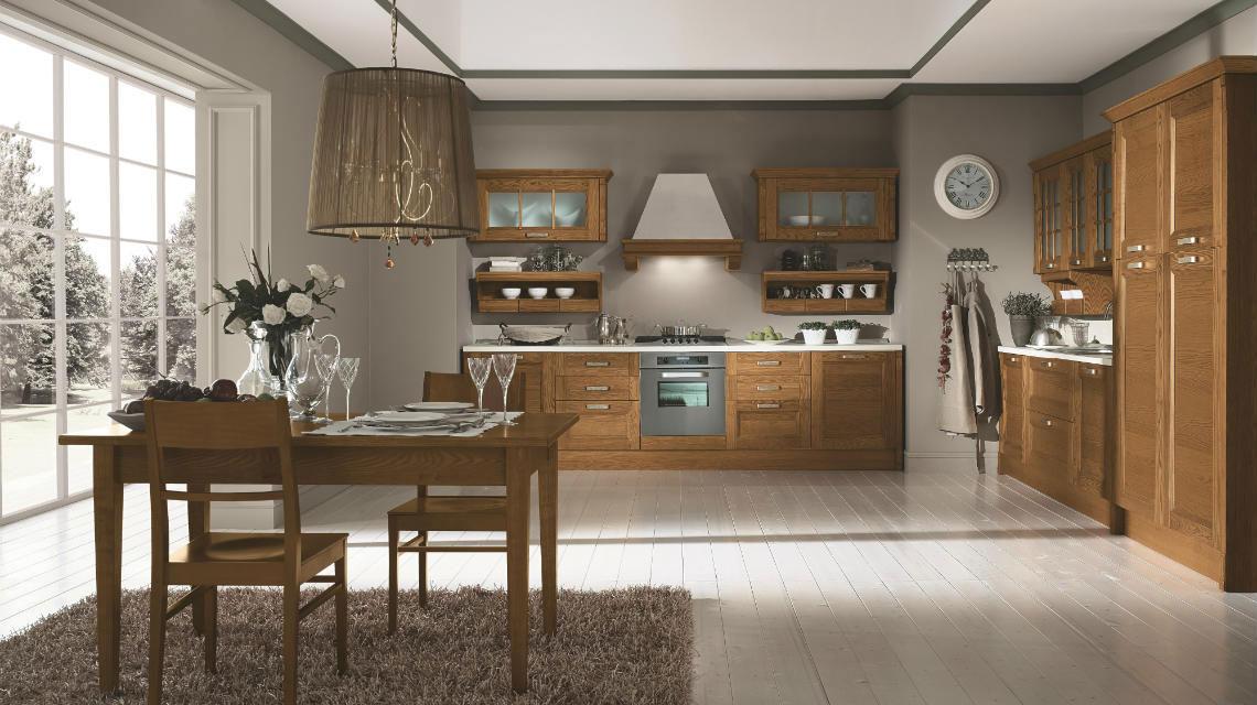 Vendita cucine a pesaro urbino e fano for Casa classica pesaro