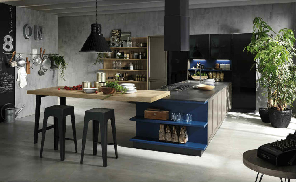 Cucina moderna harmony - Cucine urban style ...