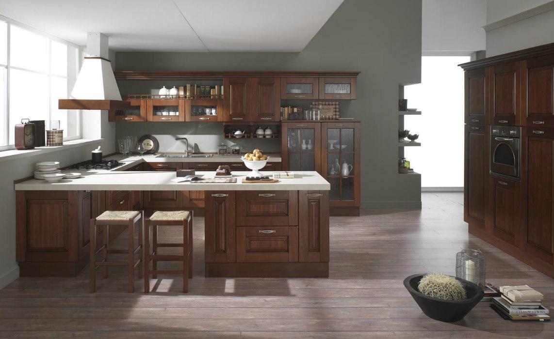 Cucina classica harmony sereno equilibrio for Sereno arredamenti